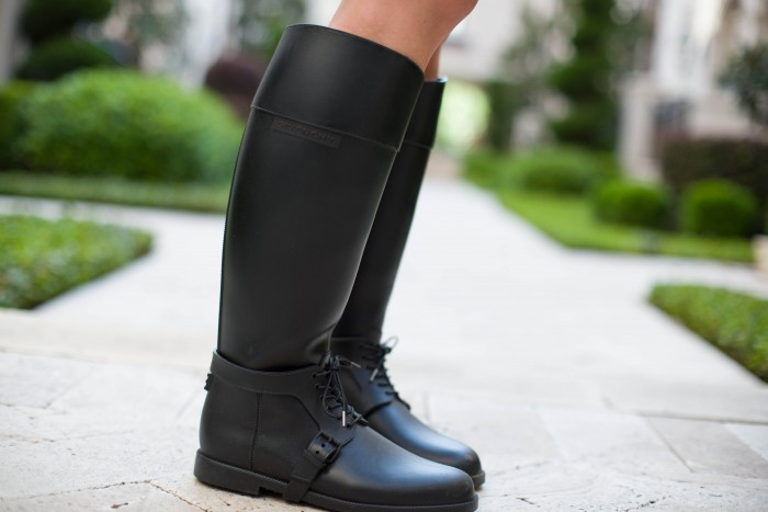 Givenchy Rain Boots - VENZEDITS 731cd30d7