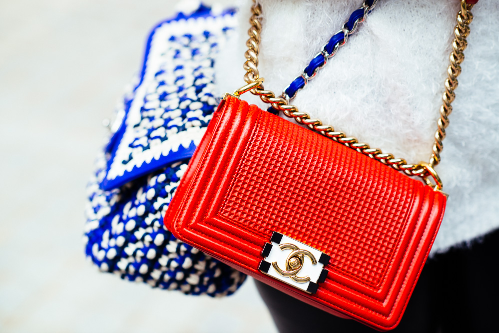 chanel boy bag,