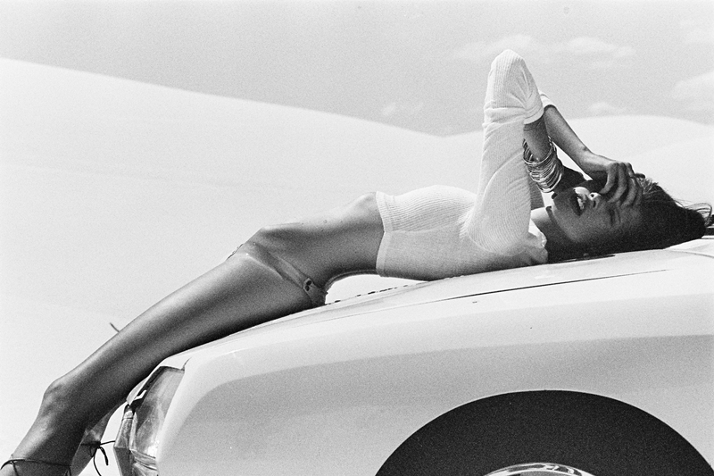 model on car, mlle mademoiselle, amber venz, venzedits