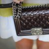 Chanel Boy Bag Amber Venz Box