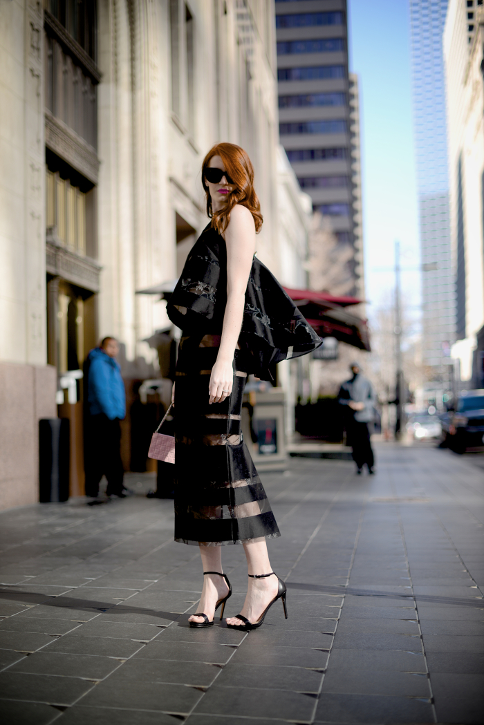 amber venz box, milly ny runway, downtown dallas, fashion blogger, ginger