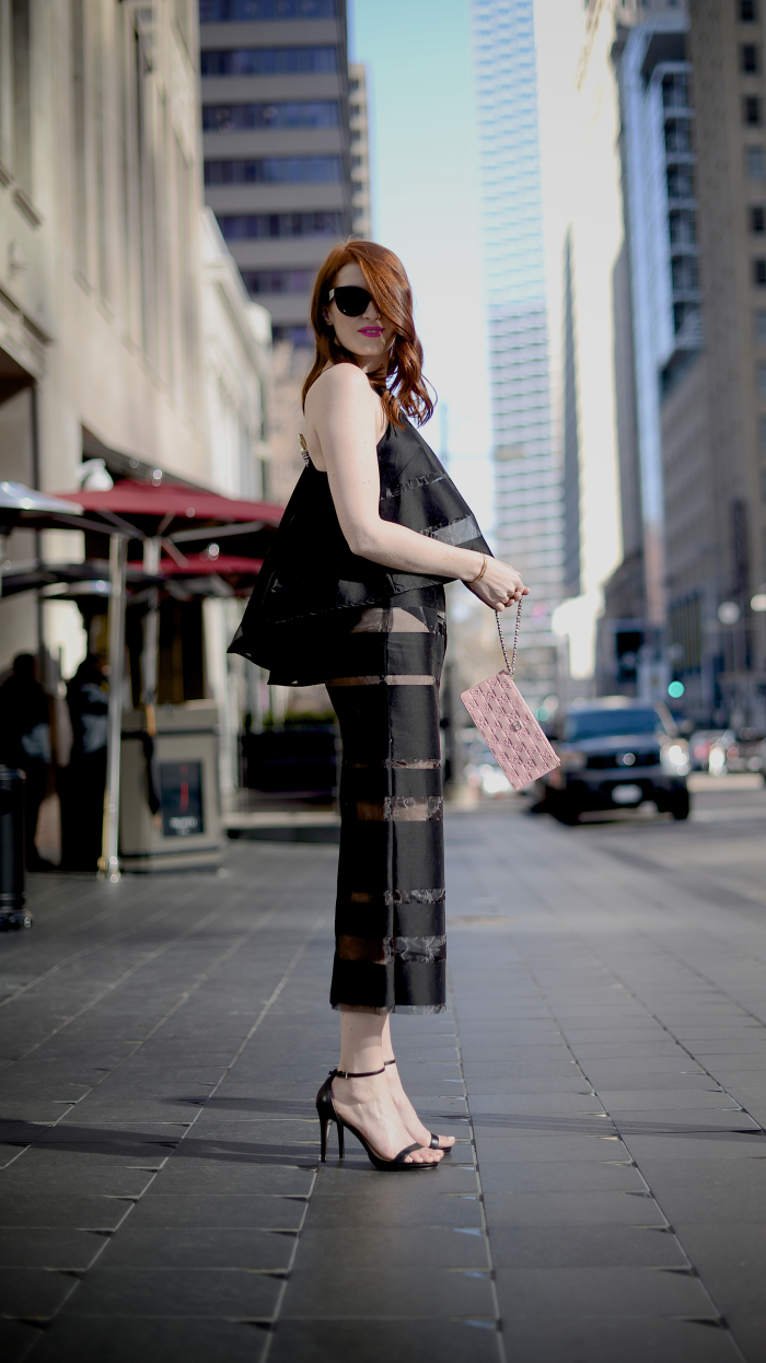 AMBER VENZ BOX milly ny runway dress, fashion blogger, street style, dallas, ginger