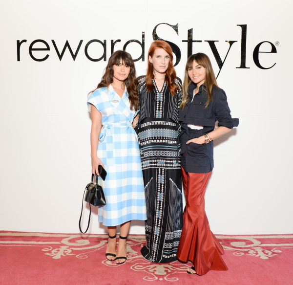 rewardStyle x Miroslava Duma and Nasiba Adilova Partnership Launch Dinner