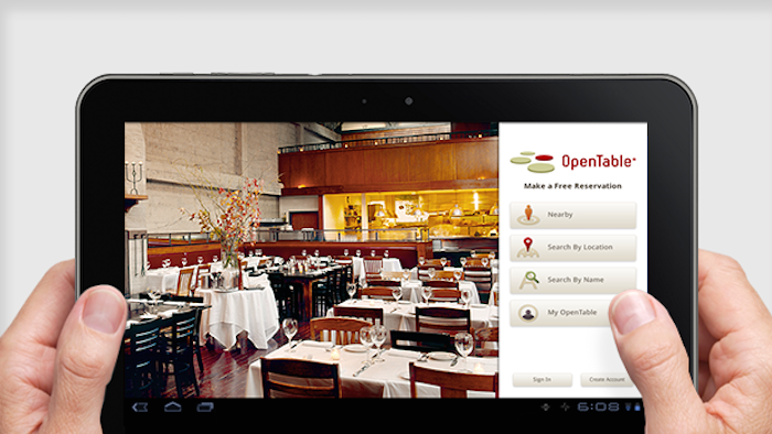 TUESDAY TREAT OPENTABLE APP VENZEDITS - Open table app for android