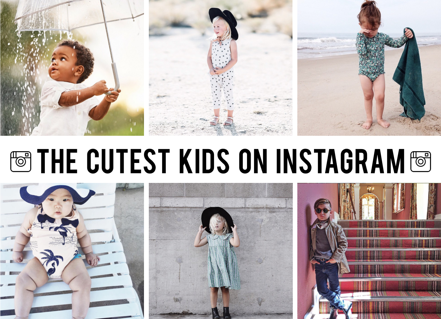the best instagram accounts for kids