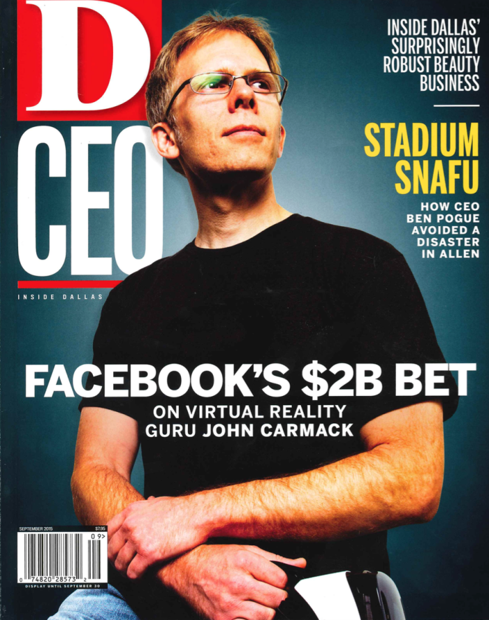 D CEO September Issue