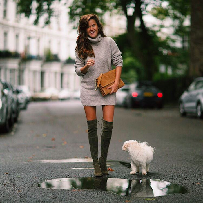 Rosie-Londoner-Stuart-Weitzman-over-the-knee-boots