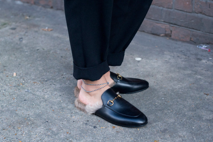 street-style-london-fashion-week-2015-gucci-loafers