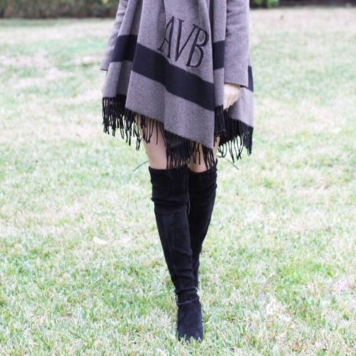 Personalized Poncho