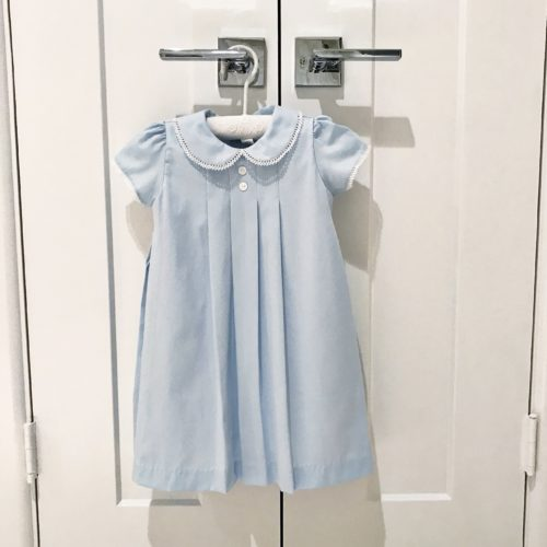 Toddler Easter Dress