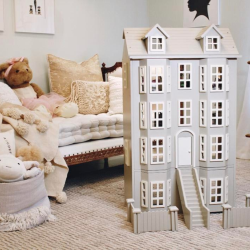 Pottery Barn Kids dollhouse