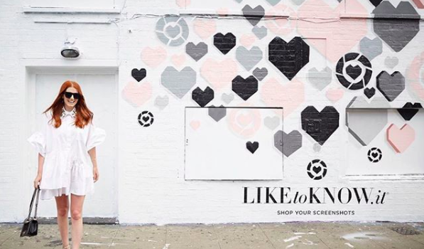 LIKEtoKNOW.it Heart Wall