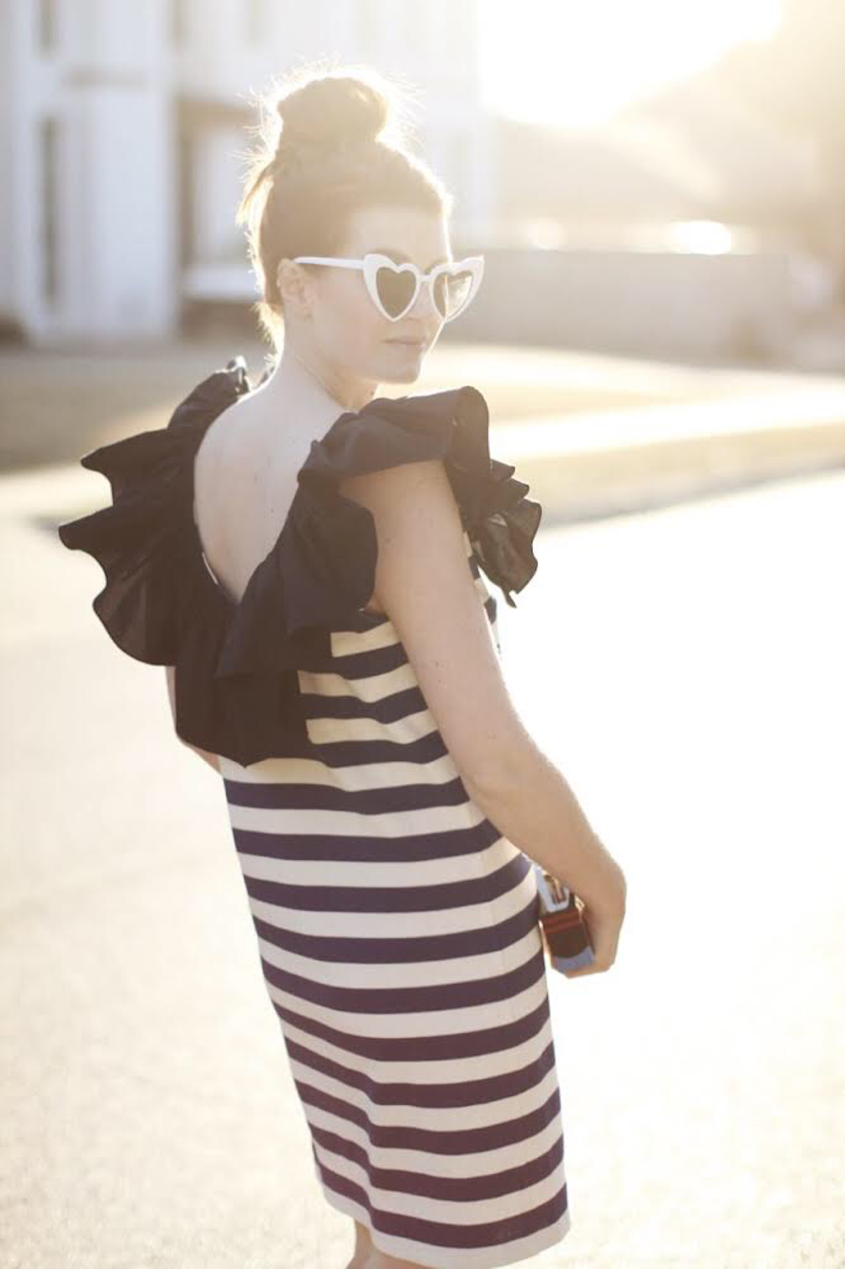 ShopBopStripeDress_Venzedits_AmberVenzBox